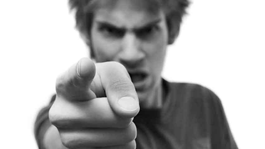 Anger and Behaviour